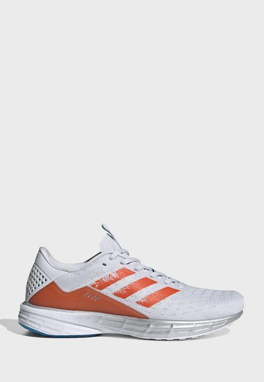 حذاء اس ال 20 برايم بلو