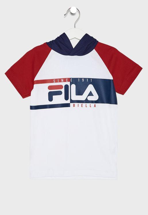 Kids Evan Hoosy T-Shirt