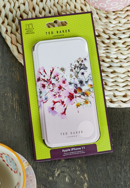Jasmine Mirror Case Iphone 11 Case
