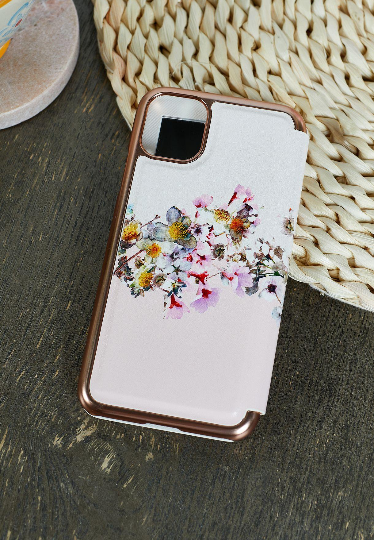 Jasmine Mirror Case Iphone 11 Case