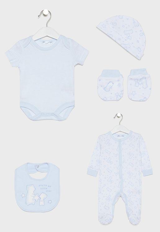 Infant 5 Pack Bears Gift Pack