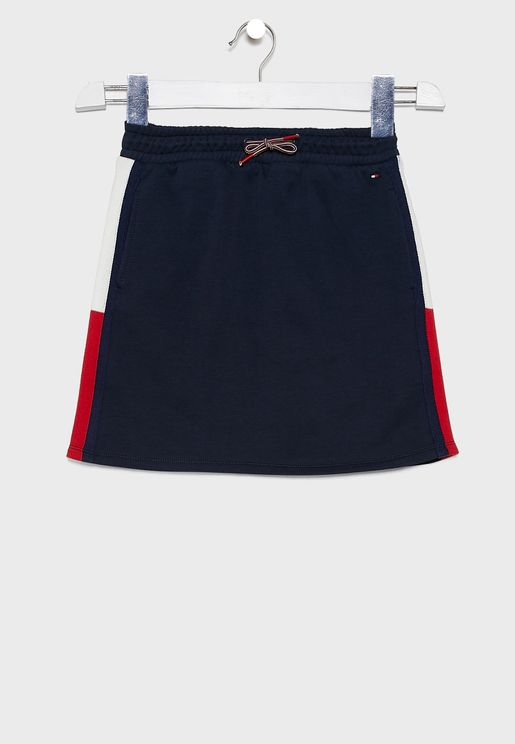 Teen Rib Skirt