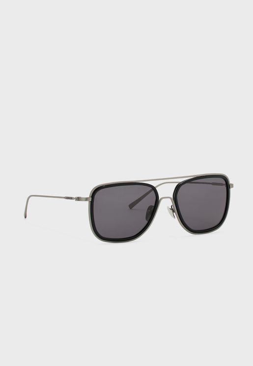 نظارة شمسية بعدسات مربعة CK19123S