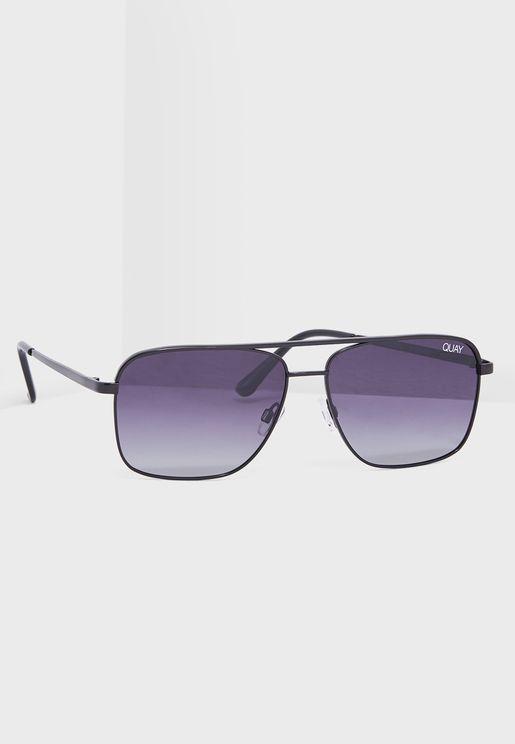Poster Boy Oversize Sunglasses