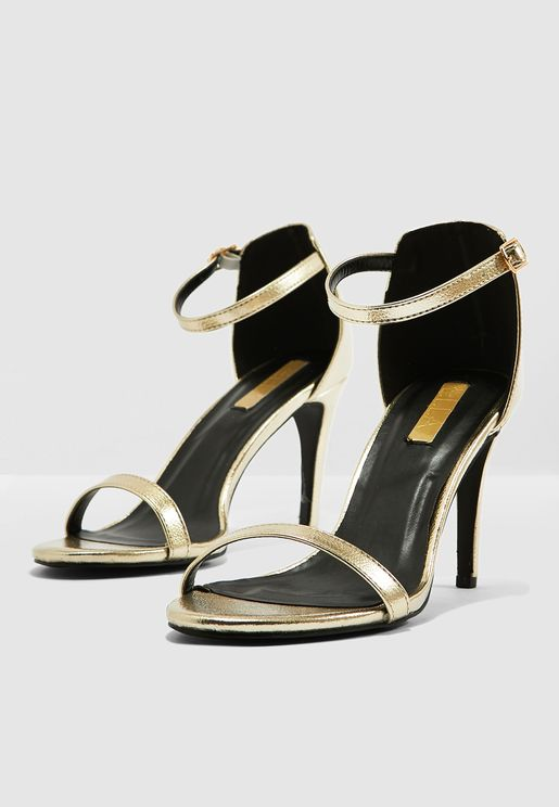 c63656e7077c Barely There Sandal With Ankle Strap
