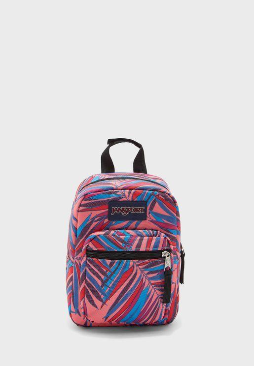 Big Break Printed Backpack