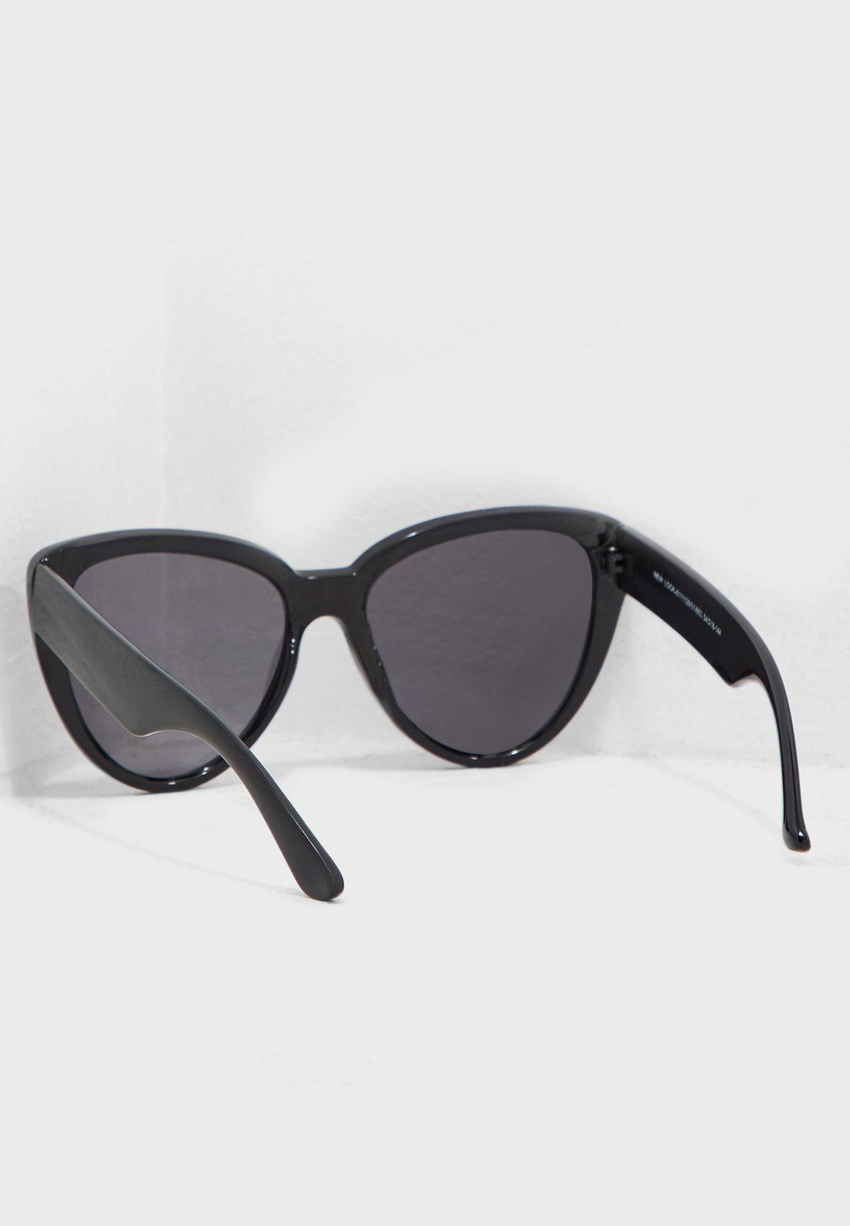 Celia Oversized Cat Eye Sunglasses