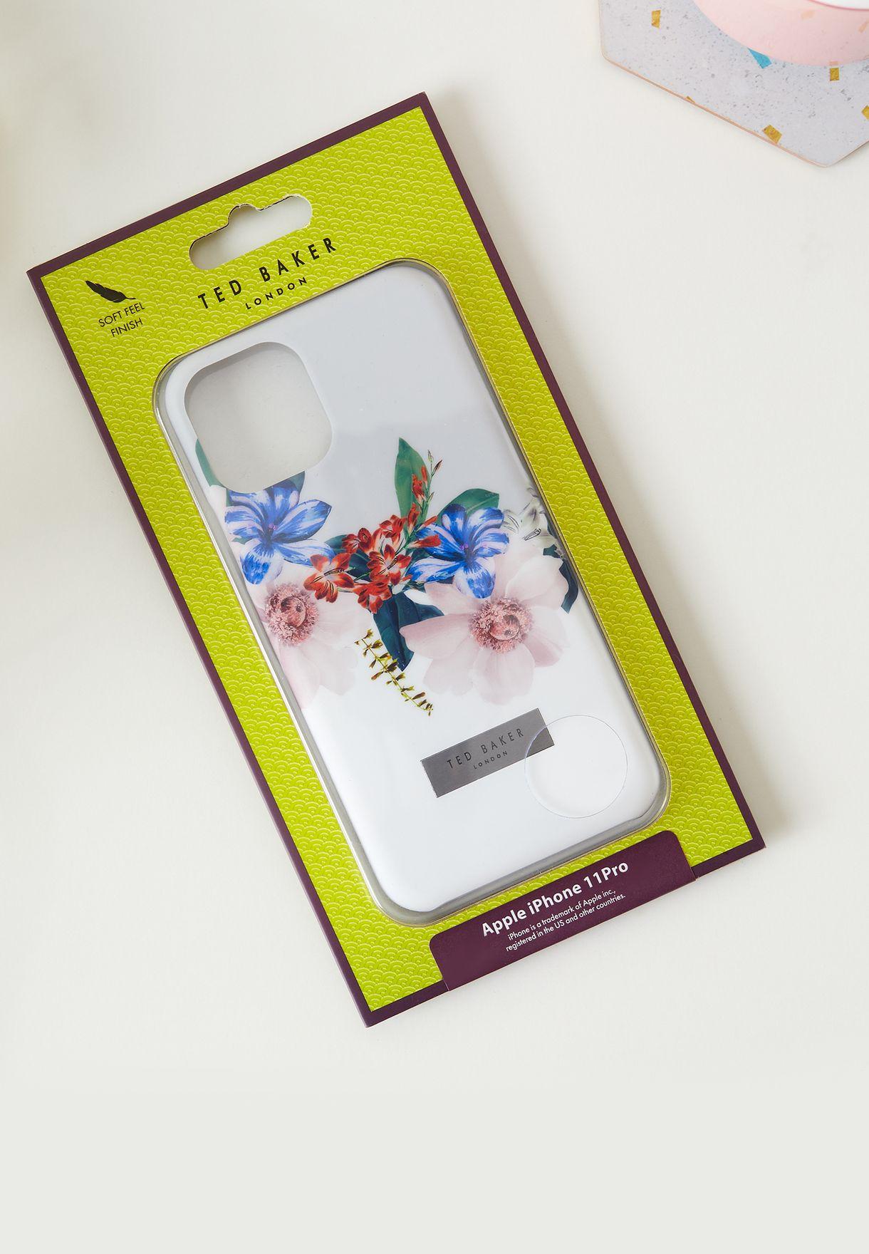 iPhone 11 Pro Floral Case