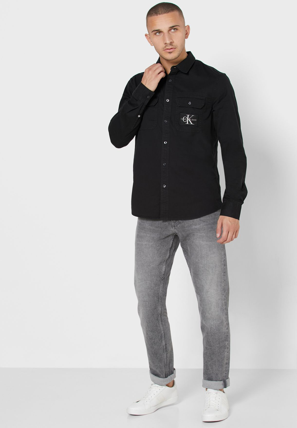 Utility Regular Fit Shirt
