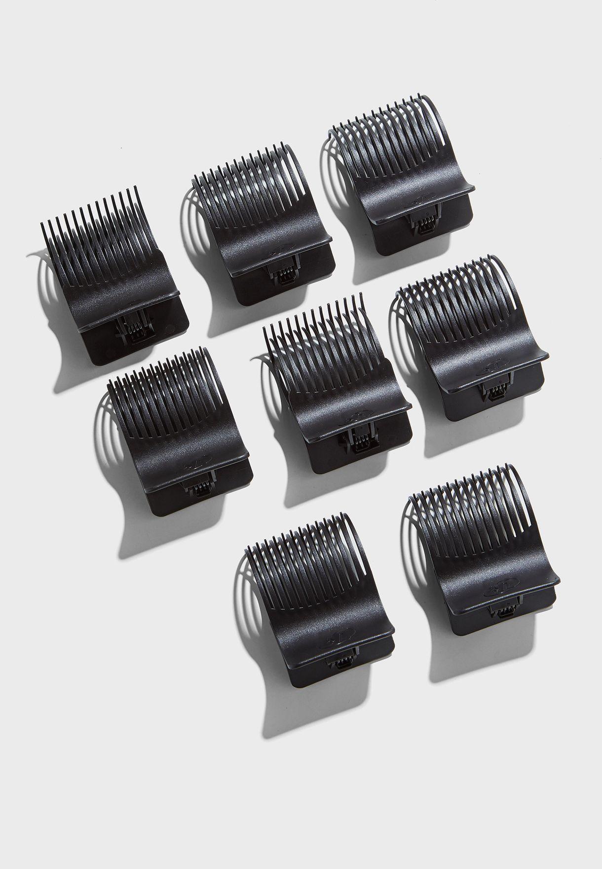 مجموعة لفائف لوكس لتجعيد وكثافة الشعر