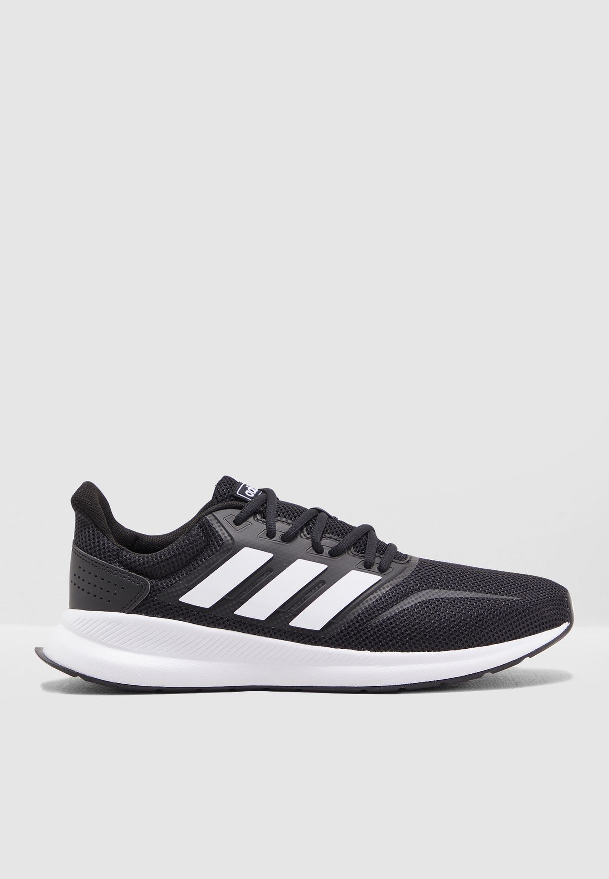 competitive price e1879 05d8b Shop adidas black Runfalcon F36199 for Men in UAE - 14448SH93NLP