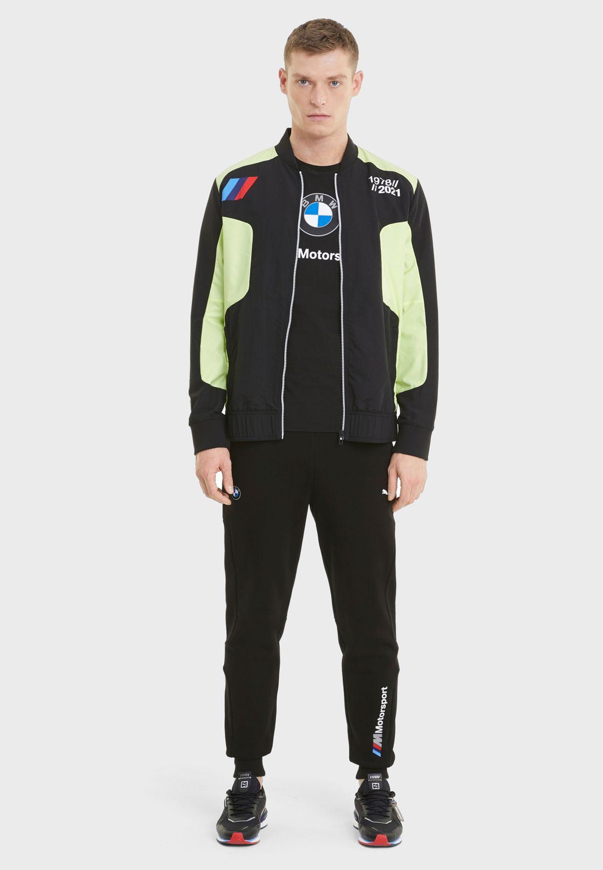 BMW MMS Street Woven Jacket
