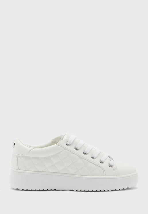 Border Low-Top Sneaker