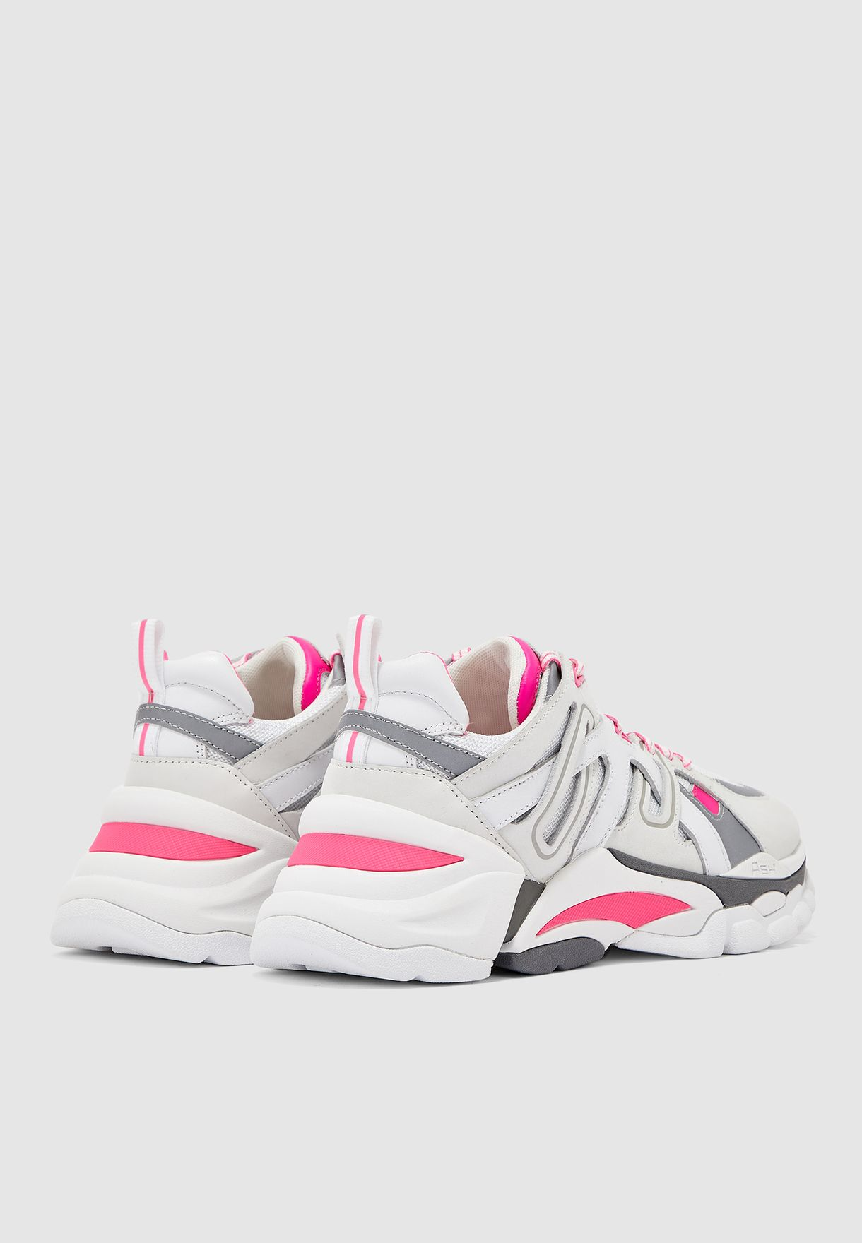 Flash Chunky Sneaker - Multicolor