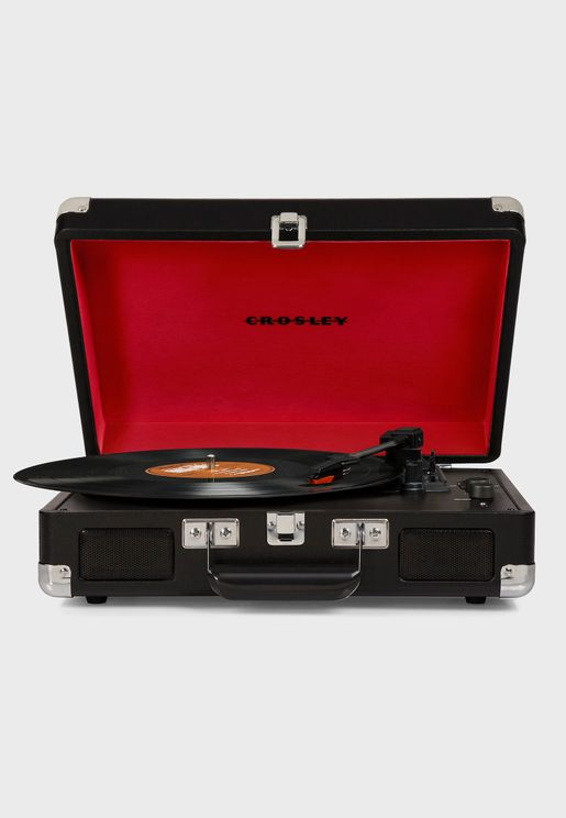 Cruiser Deluxe Vinyl Player
