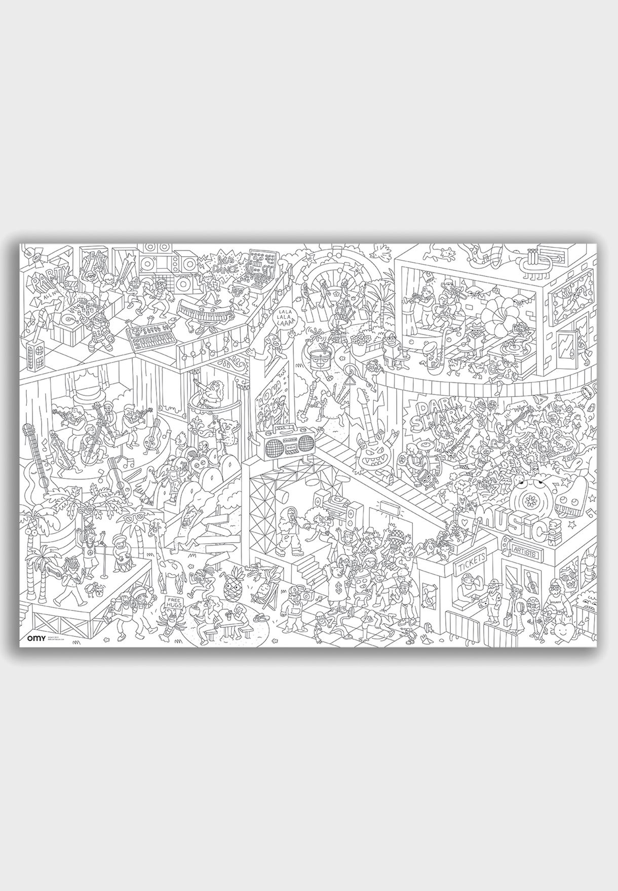 Music Large Poster
