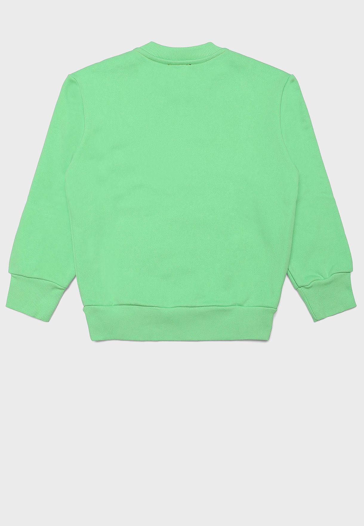Kids Logo Sweatshirt