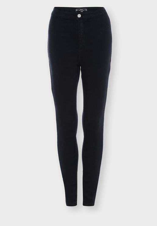 Vice High Waisted Skinny Jeans