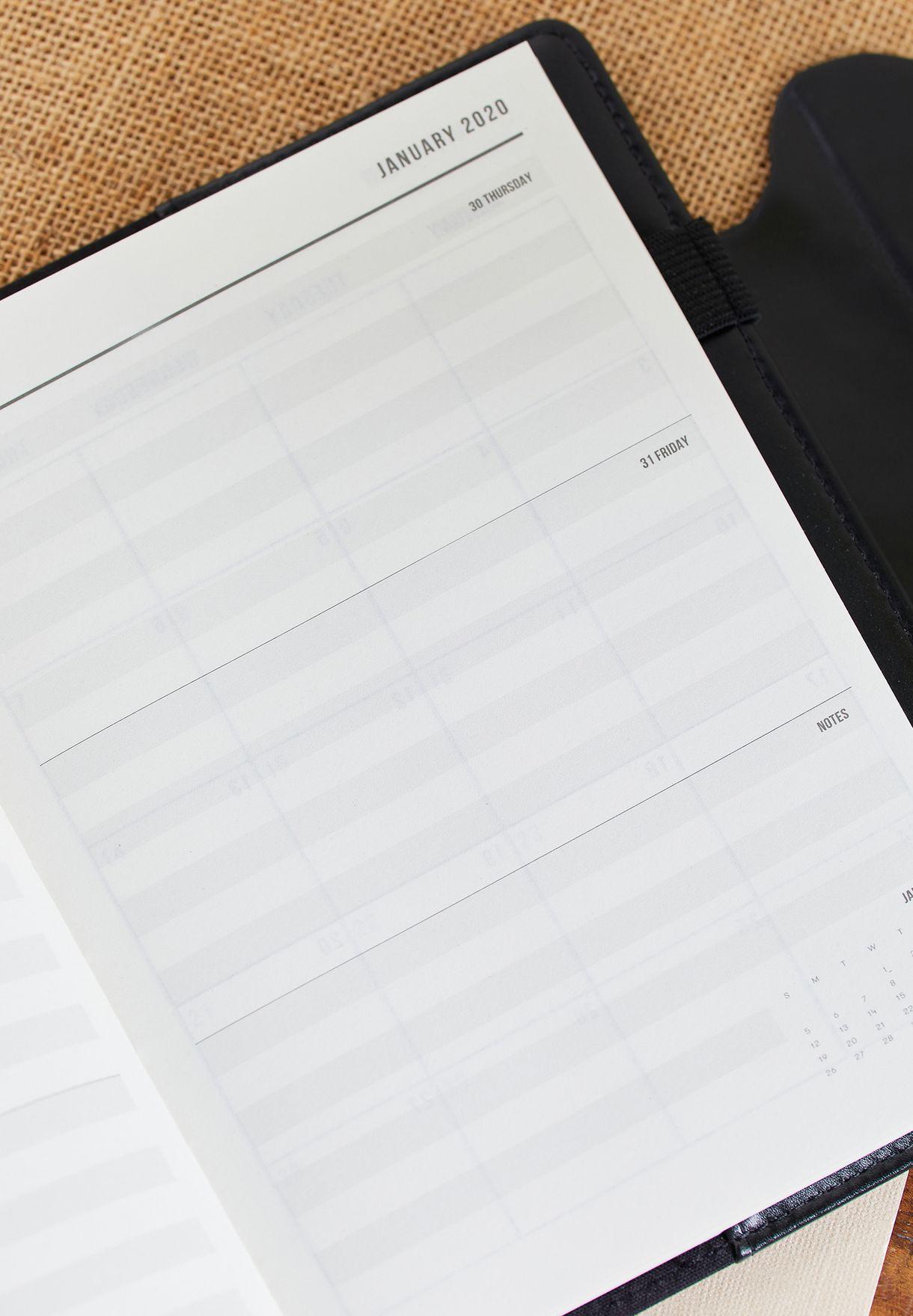 دفتر مذكرات هاري بوتر 2020