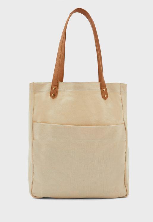 Olive Carryall Shopper