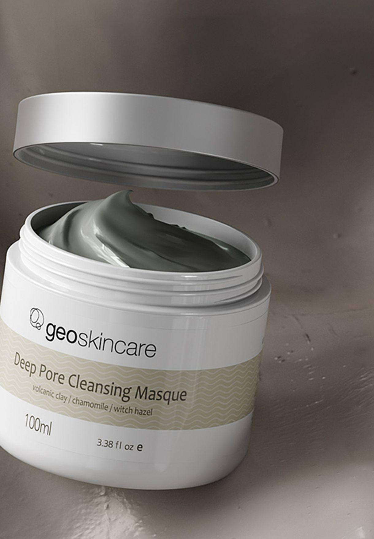 ماسك فولكانيك لتنظيف عميق لمسام البشرة
