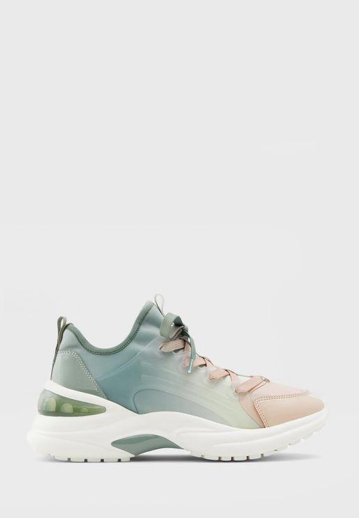 Dwardonii Wedge Sneaker