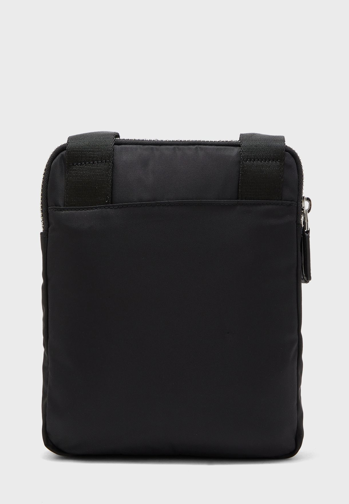 Primary  Flat Messenger Bag
