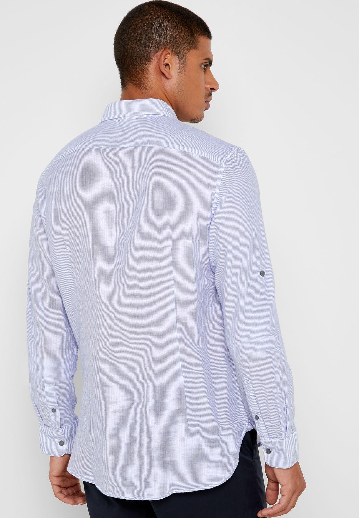 Lance Striped Shirt