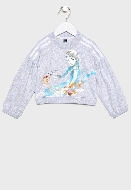 Kids Frozen Sweatshirt