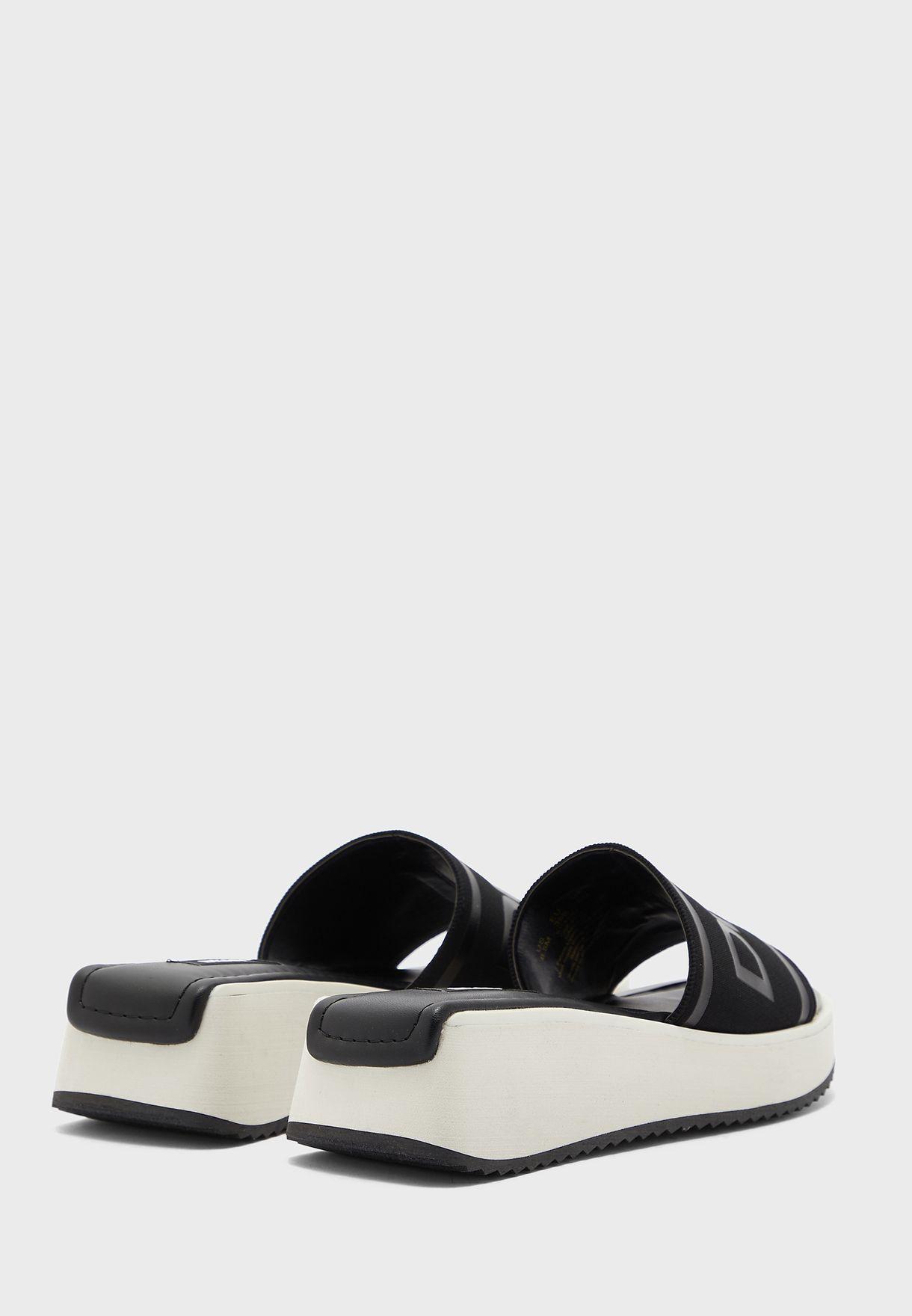 Mandy Wedge Sandals