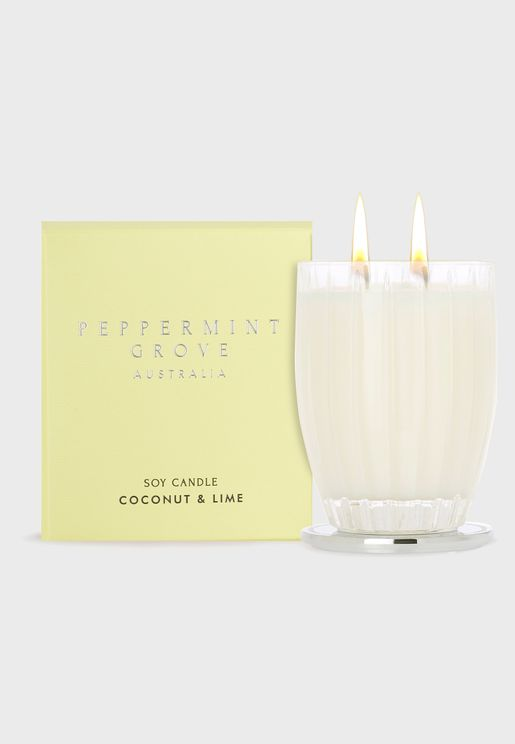 Coconut & Lime Candle 350G