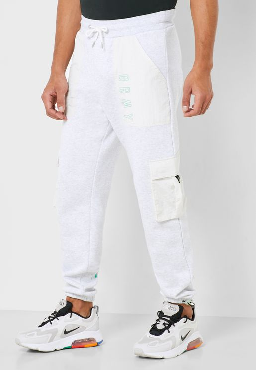 Rope A Dope Cargo Sweatpants