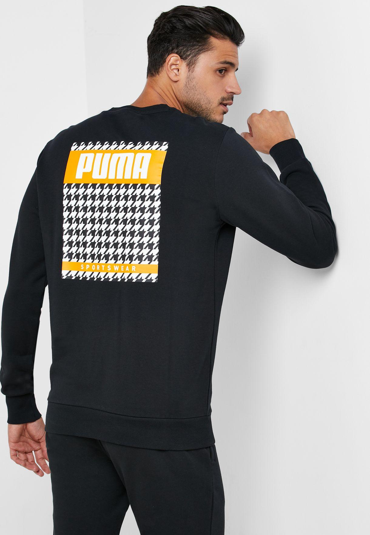 Trend Graphic Sweatshirt
