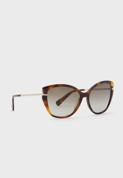 Lo627S Cat Eye Sunglasses