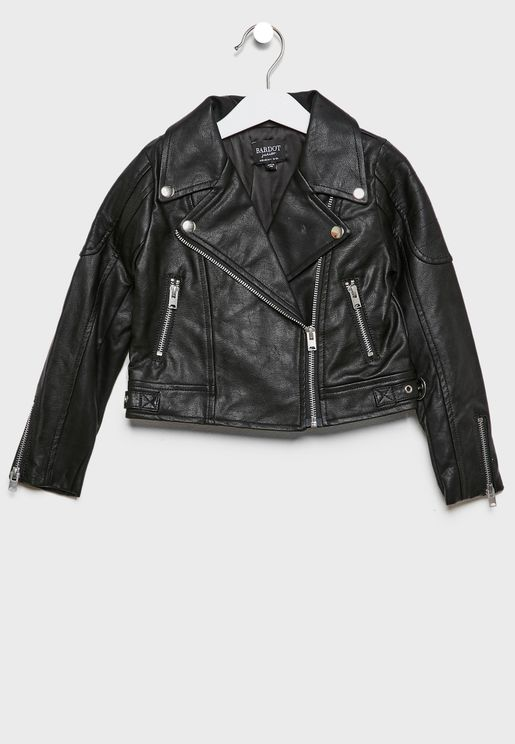 Little Biker Jacket