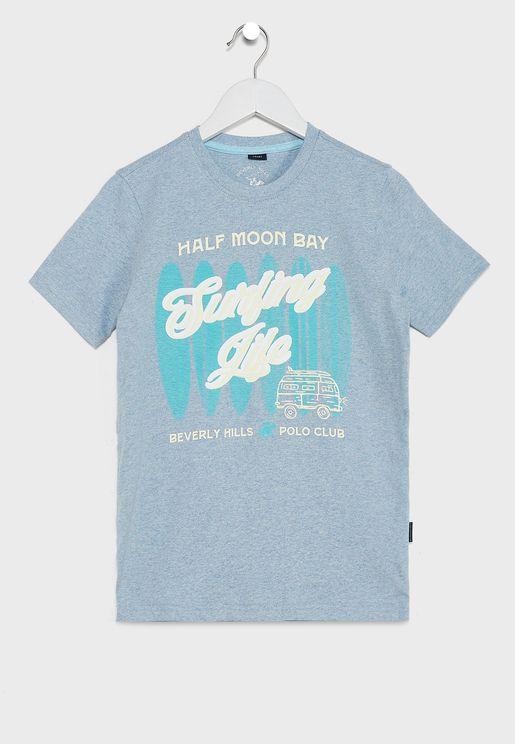 Kids Surfing Life T-Shirt