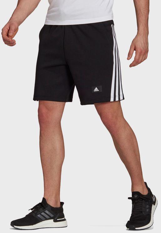 3 Stripe Future Icon Shorts