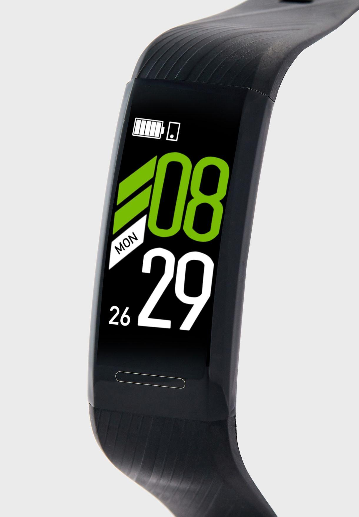 ساعة ذكية مع خدمة تتبع جي بي اس + مراقبة قياس نبضات القلب