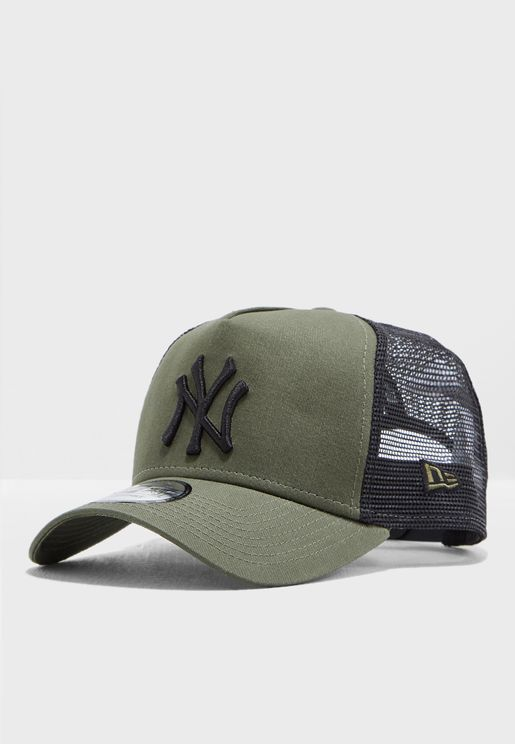 9Forty AF New York Yankees Trucker Cap