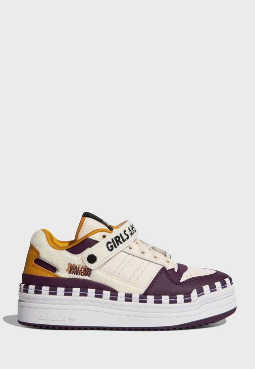 حذاء تريبلي بلاتفورم
