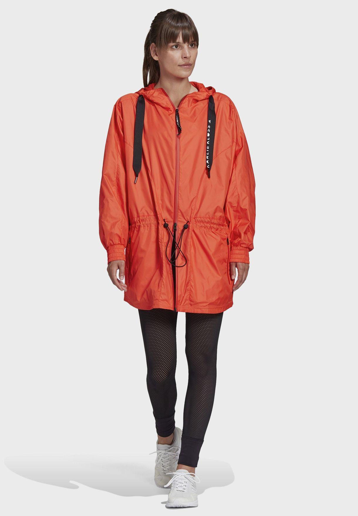 Karlie Kloss Parka Windrunner Jacket