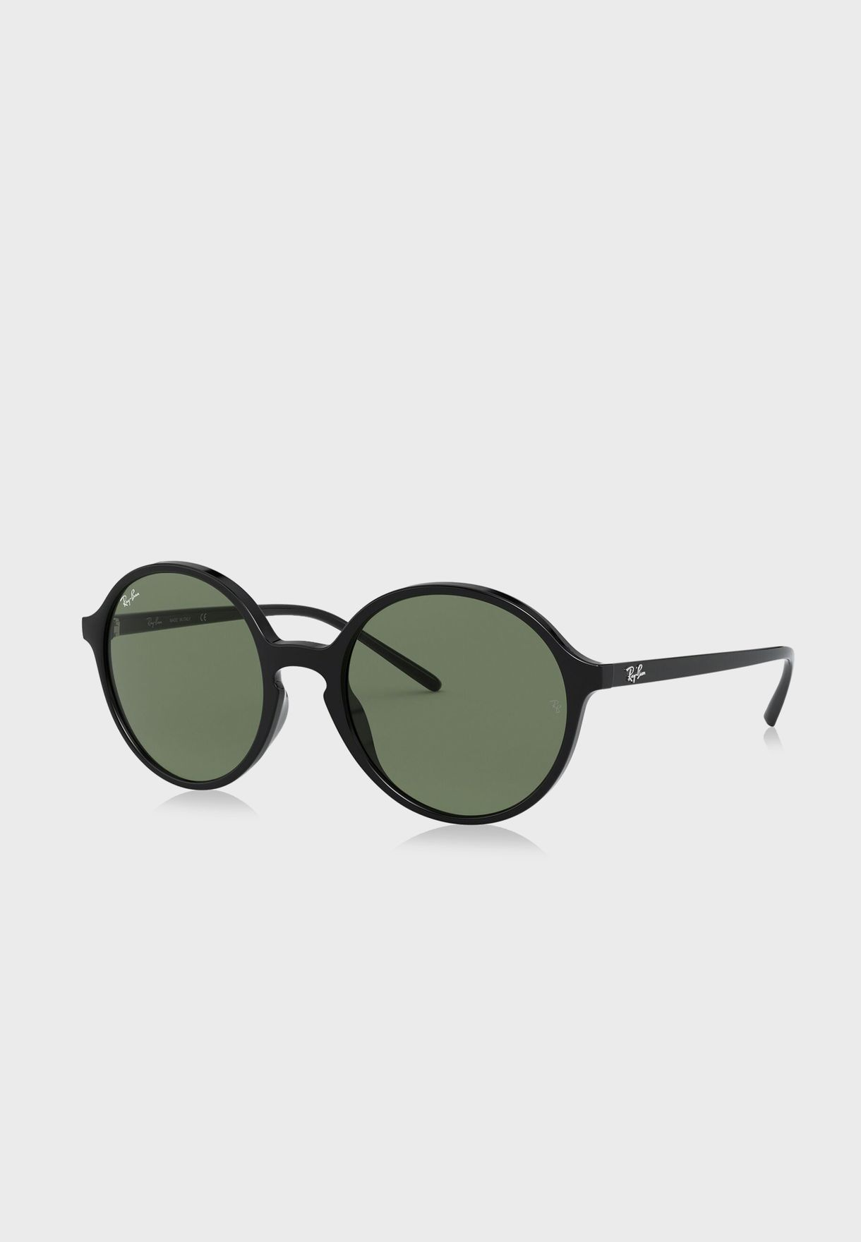 0RB4304 Round Sunglasses