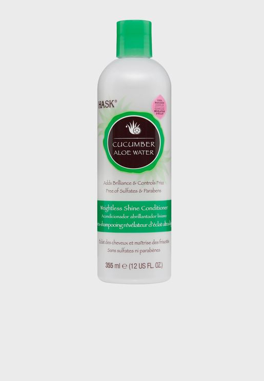 Cucumber Aloe Water Shine Conditioner
