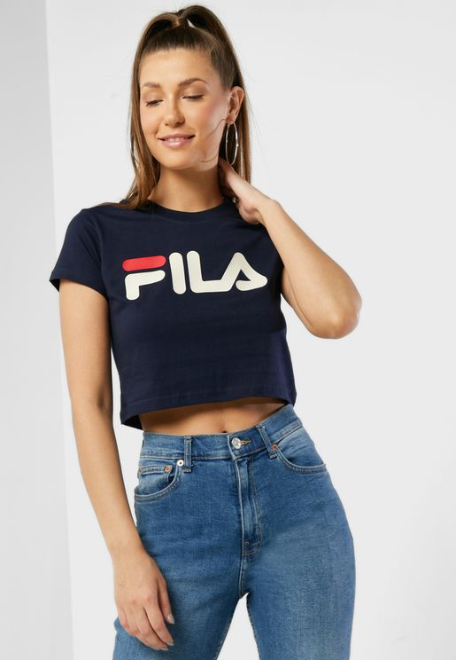 Eden Classic Cropped T-Shirt