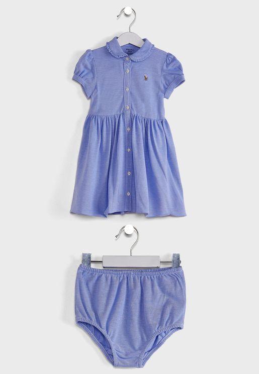 فستان جينز بازرار