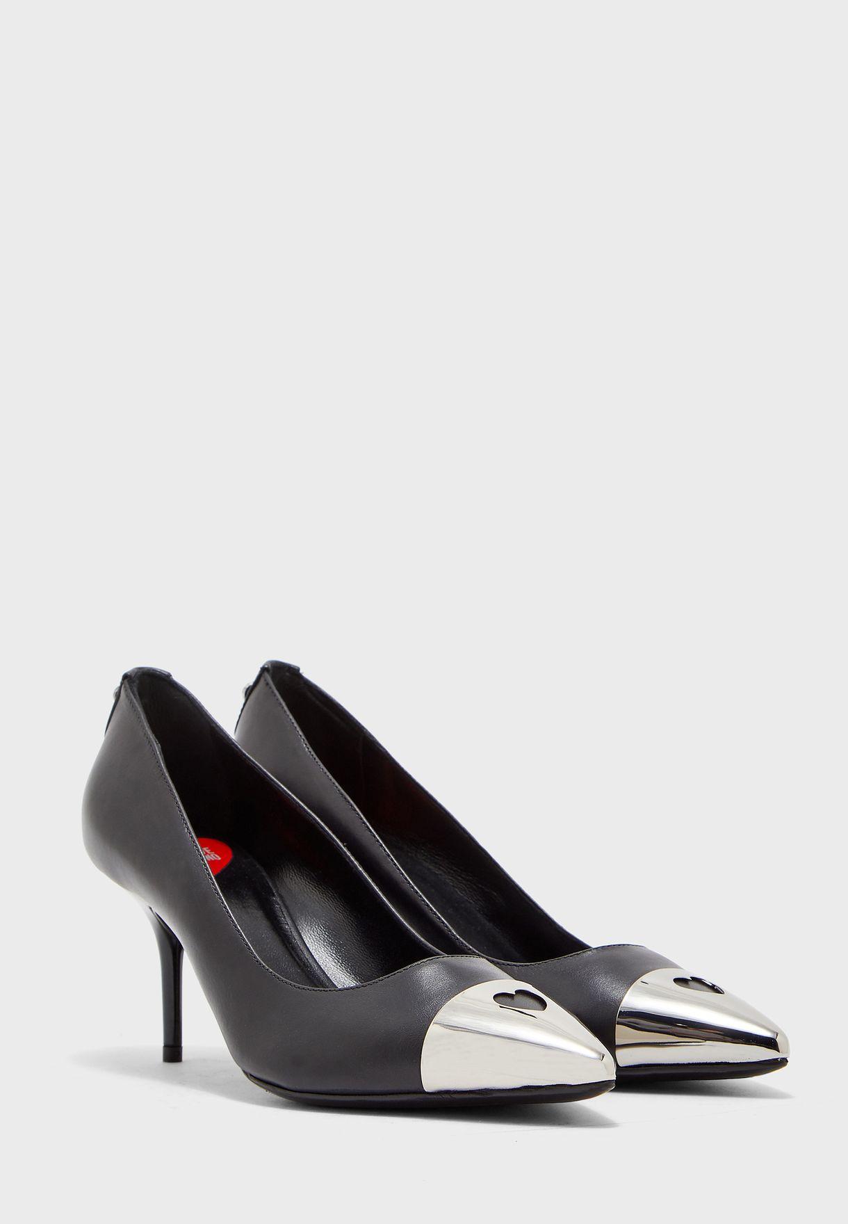 حذاء جلد اصلي