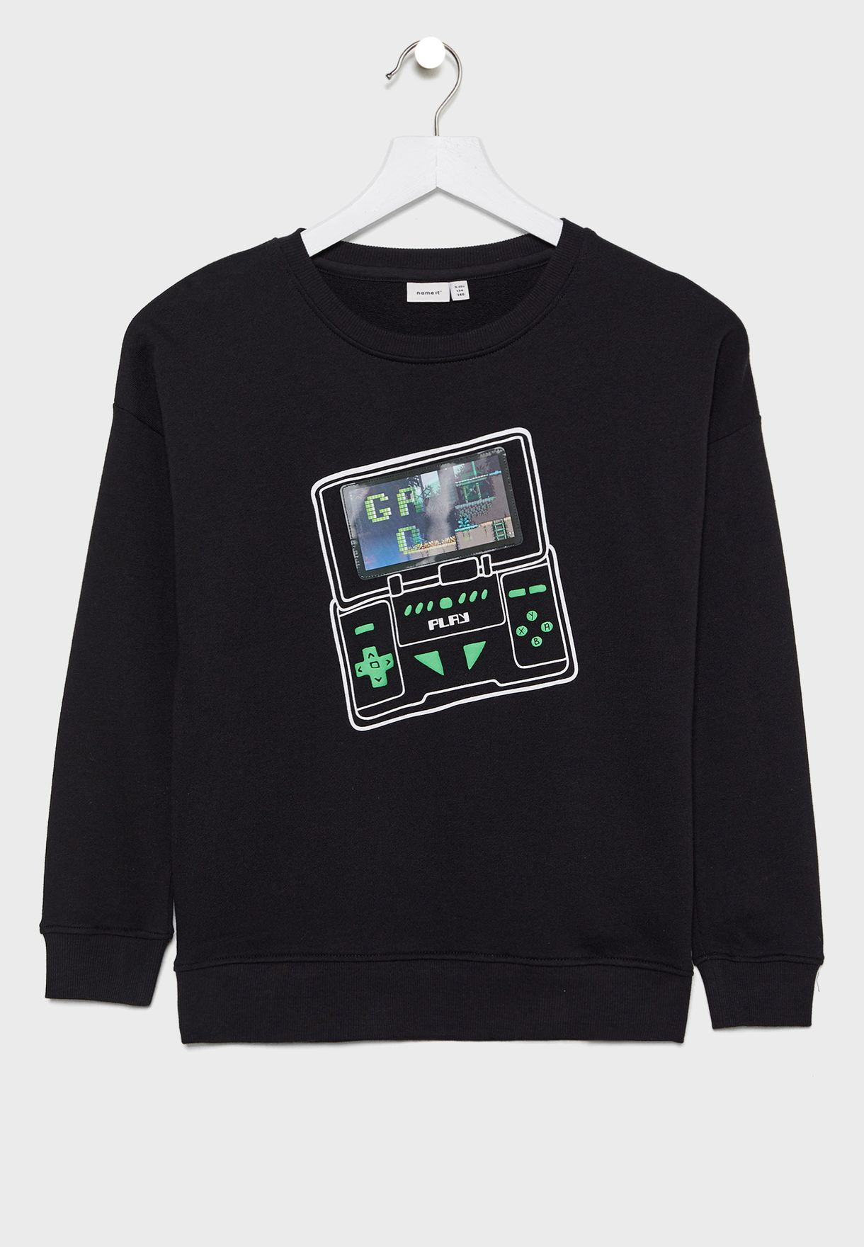 Kids Graphic Sweatshirt