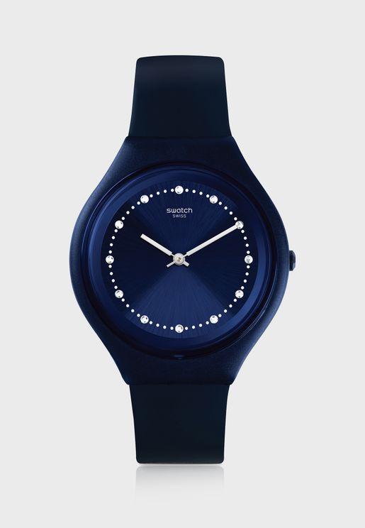 Ultra-Thin Analog Watch