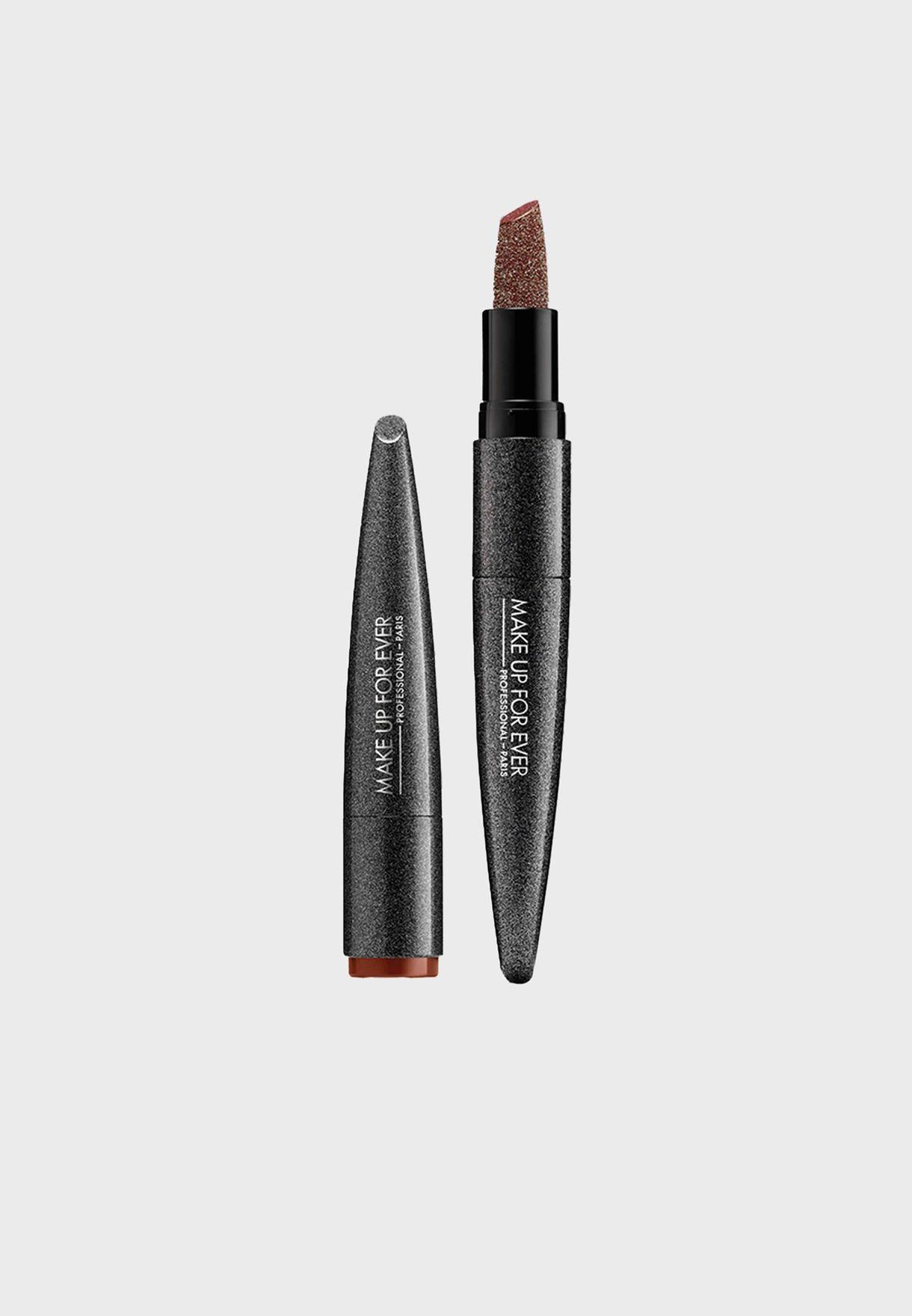 Rouge Artist Sparkle Lipstick 01 - Shimmering Gomed
