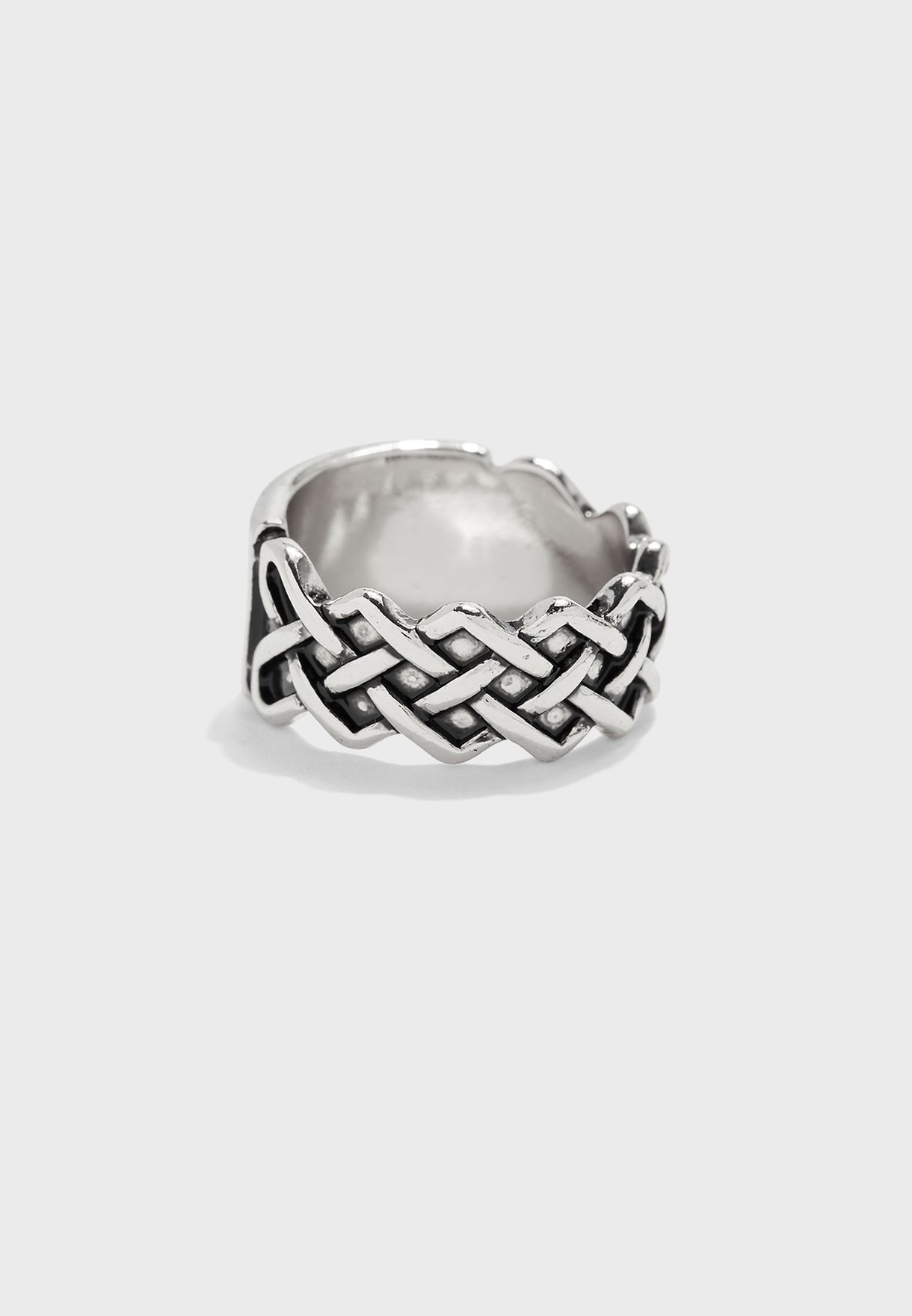 It'S Knot Me Signet Ring